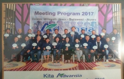DEALER MEETING PROGRAM 2017
