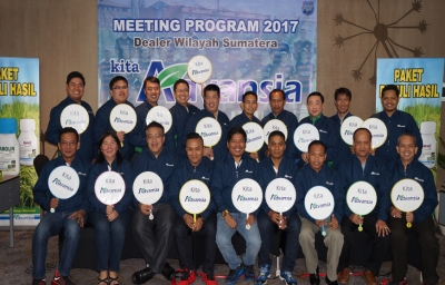 DEALER MEETING PROGRAM 2017 WILAYAH SUMATERA